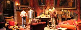 22 Pictures from a Real Harry Potter Themed Hotel Room You Have to See
