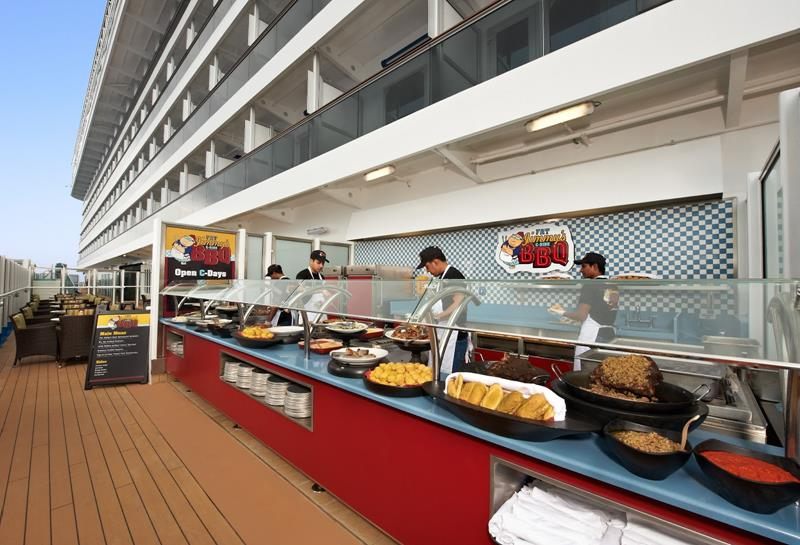 30 Carnival Breeze Pictures - 16