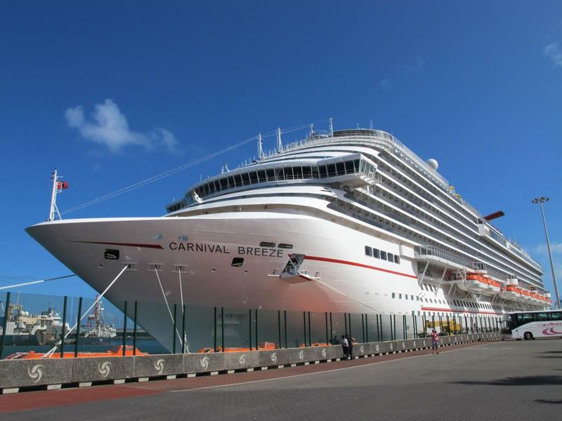 30 Carnival Breeze Pictures - 30
