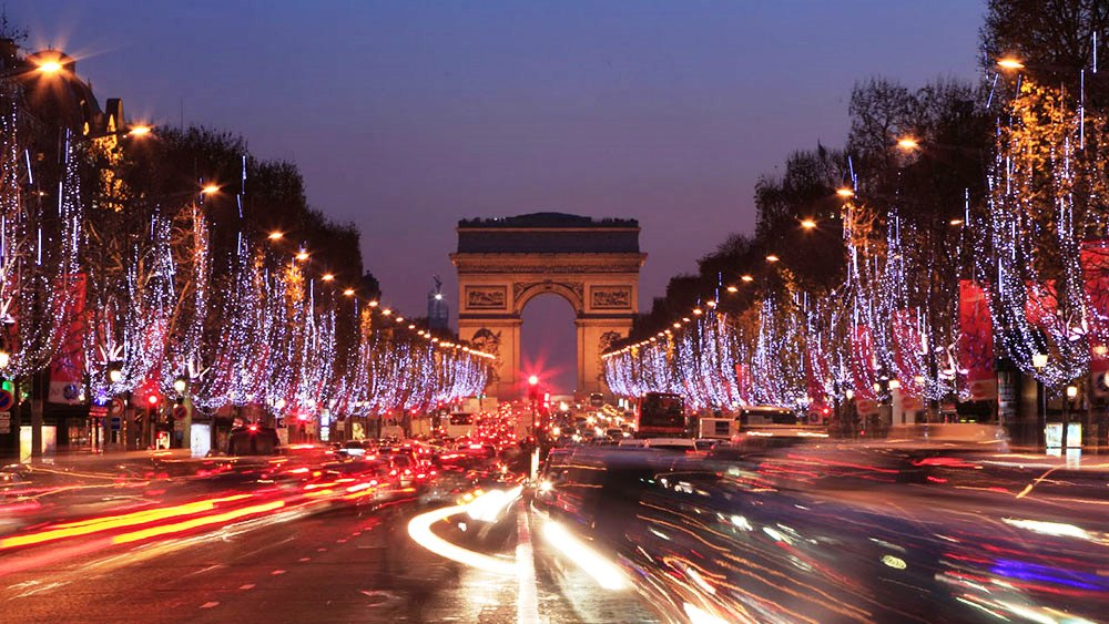 30 Most Disappointing Travel Destinations on Earth-015_Champs-Elysees-Beautiful