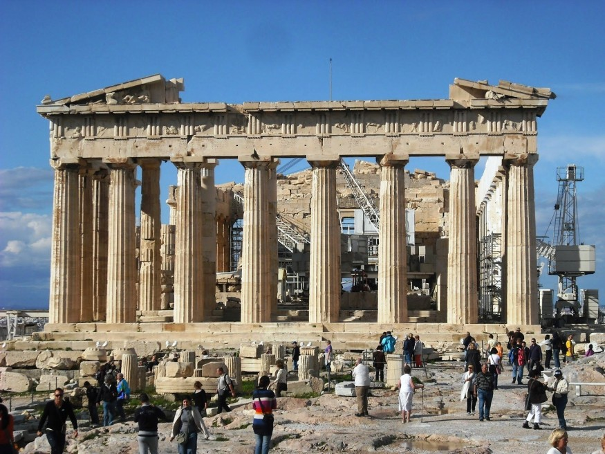 30 Most Disappointing Travel Destinations on Earth-019_athens-parthenon-01