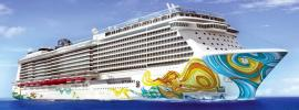 Is Norwegian's Newest Cruise Ship the Best in the World? (30 Pictures)