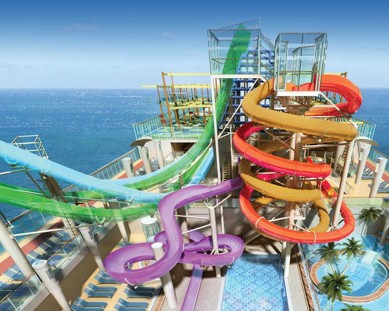 30 Pictures of Norwegian Getaway - 03