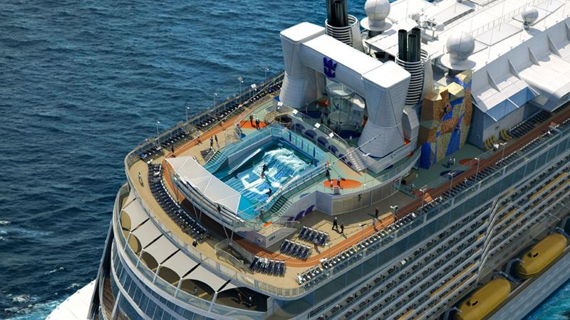 Royal Caribbean's Quantum of the Seas