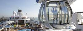 30 Stunning Pictures from the Newest, Biggest, Baddest Cruise Ship in the World