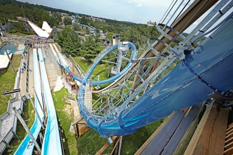 scary water slides
