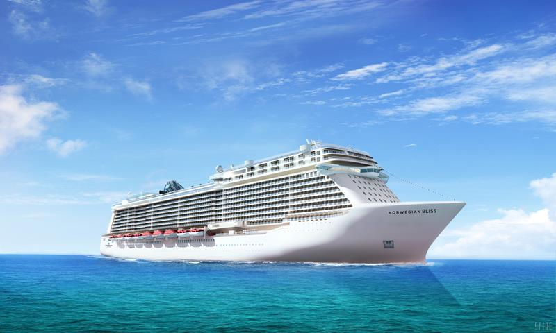 10 Amazing New Cruise Ships Currently Being Built-10