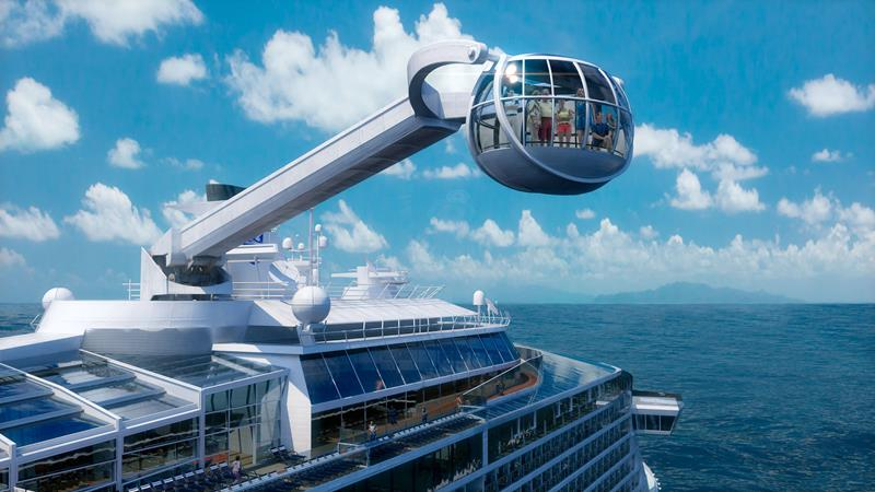 10 Amazing New Cruise Ships Currently Being Built-1c