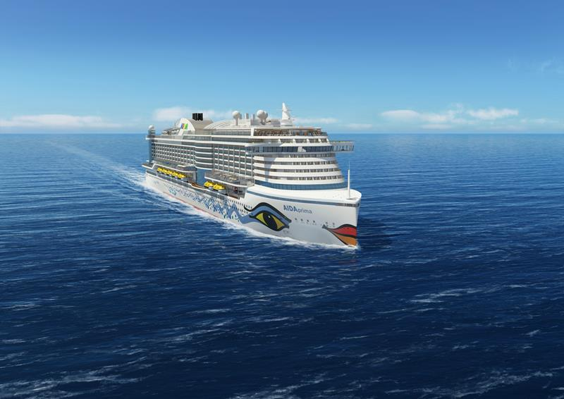 10 Amazing New Cruise Ships Currently Being Built-5a