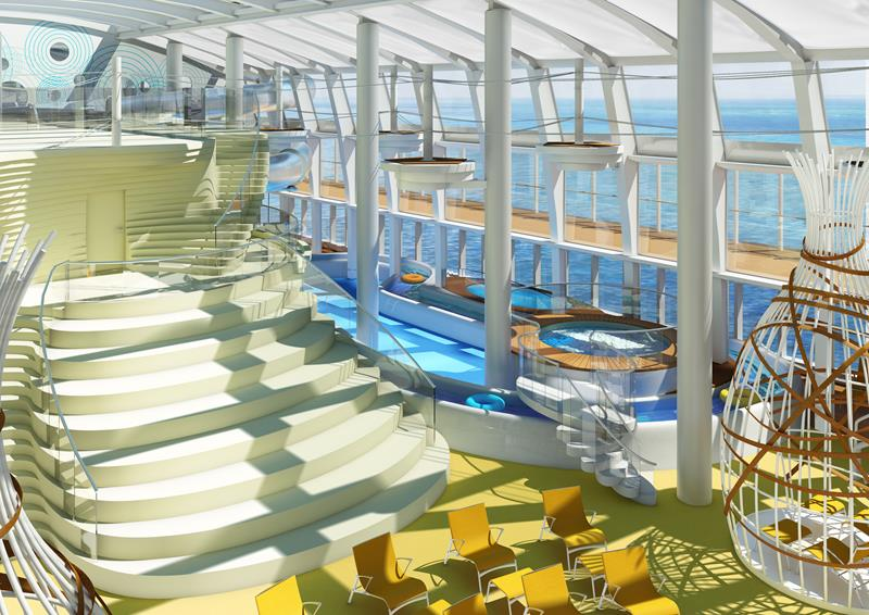 10 Amazing New Cruise Ships Currently Being Built-5c