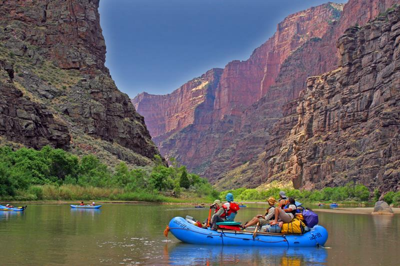 25 Images From The Best White Water Rafting Destinations In The US_1