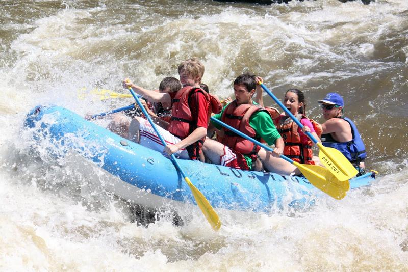 25 Images From The Best White Water Rafting Destinations In The US_10