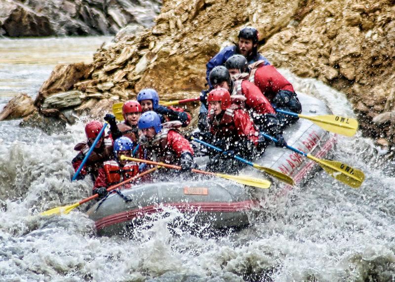 25 Images From The Best White Water Rafting Destinations In The US_2