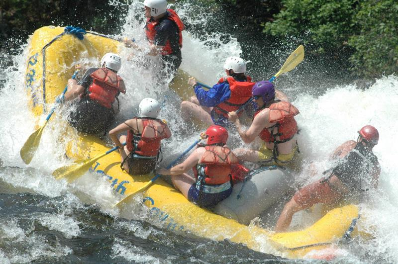 25 Images From The Best White Water Rafting Destinations In The US_20