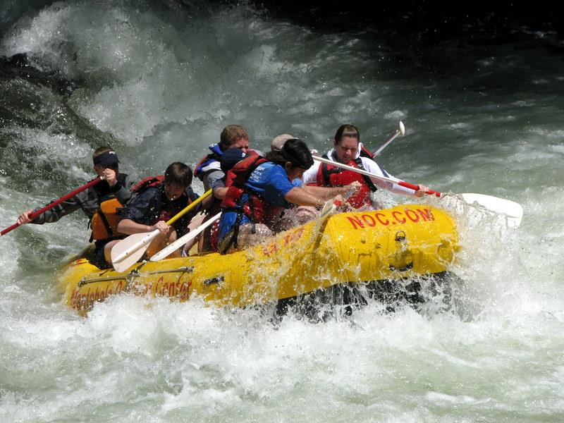 25 Images From The Best White Water Rafting Destinations In The US_23