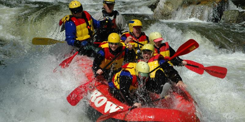 25 Images From The Best White Water Rafting Destinations In The US_25