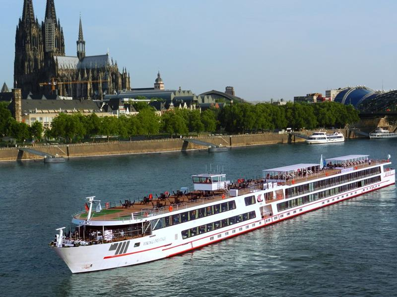 31 Breathtaking Images from River Cruises-30