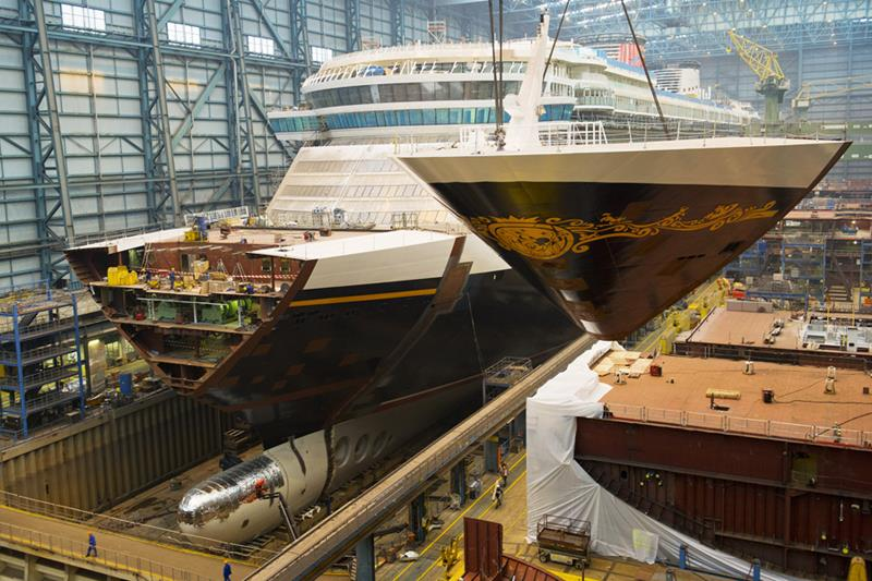 33 Pictures of Disney Cruise Lines New Ship-1