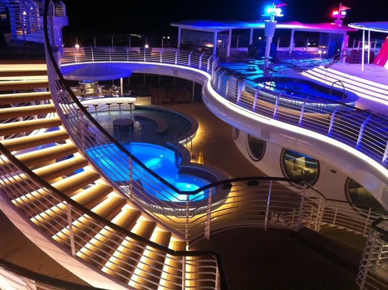 33 Pictures of Disney Cruise Lines New Ship-14