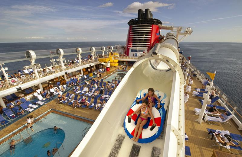 33 Pictures of Disney Cruise Lines New Ship-17