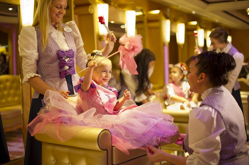33 Pictures of Disney Cruise Lines New Ship-30