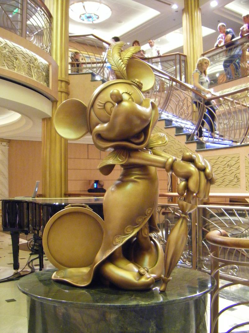 33 Pictures of Disney Cruise Lines New Ship-5