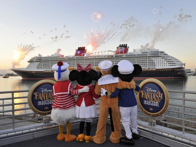 33 Pictures of Disney Cruise Lines New Ship-title