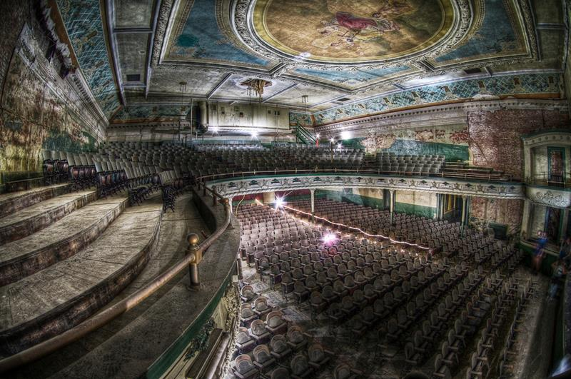 35 Scary and Haunted Abandoned Places-29