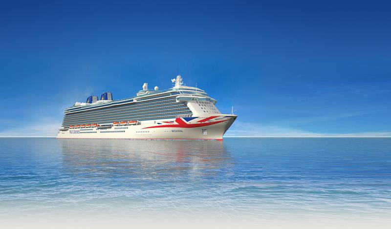 7 Stunning New Cruise Ships to Watch for in 2015-1a