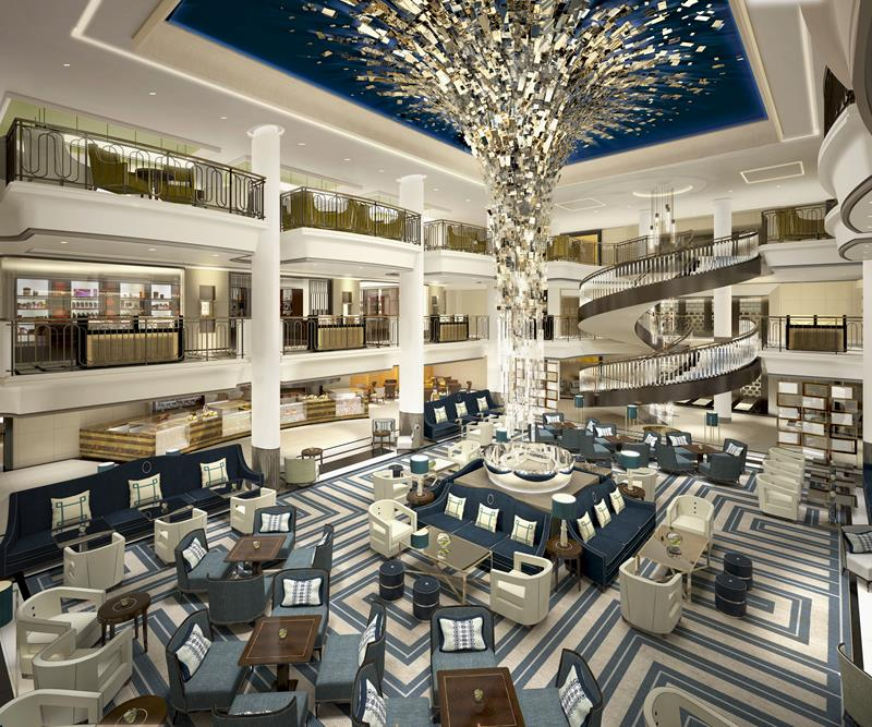 7 Stunning New Cruise Ships to Watch for in 2015-1c