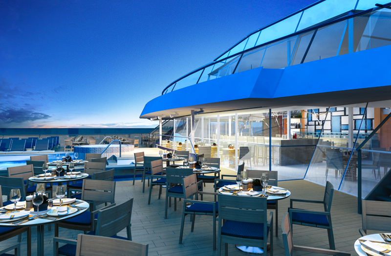 7 Stunning New Cruise Ships to Watch for in 2015-2b