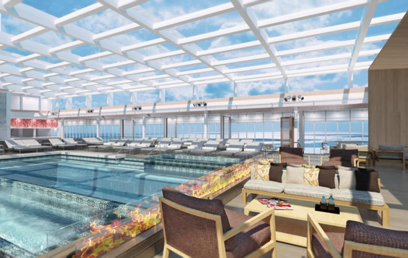 7 Stunning New Cruise Ships to Watch for in 2015-2d