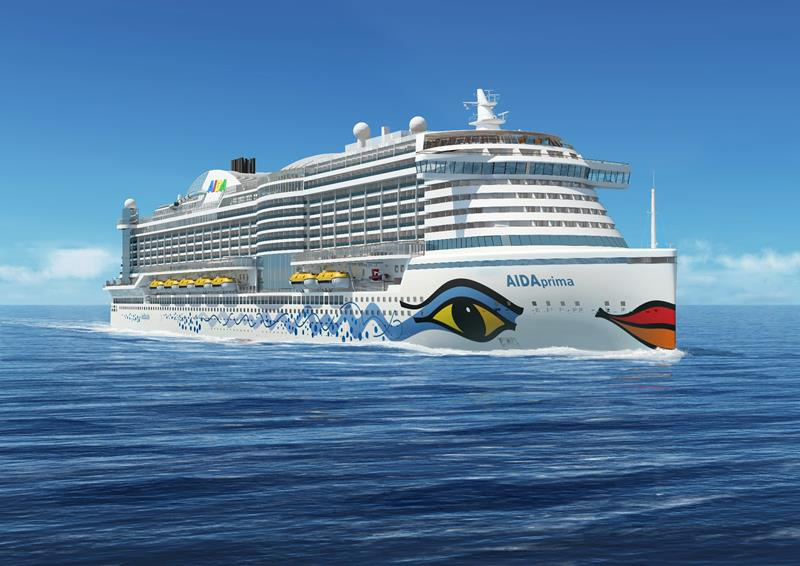 7 Stunning New Cruise Ships to Watch for in 2015-5a
