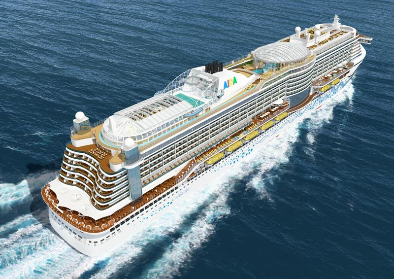 7 Stunning New Cruise Ships to Watch for in 2015-5b