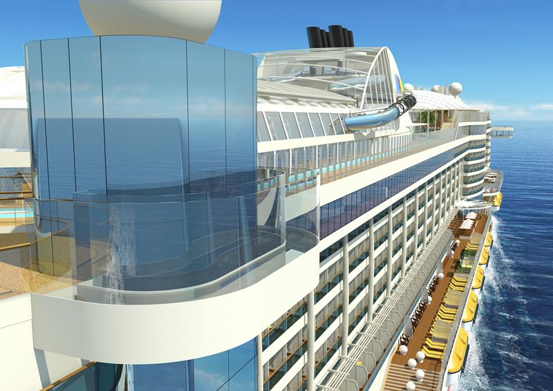 7 Stunning New Cruise Ships to Watch for in 2015-5c