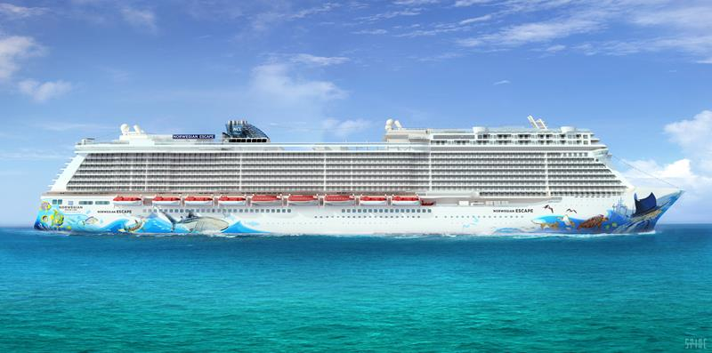 7 Stunning New Cruise Ships to Watch for in 2015-6a