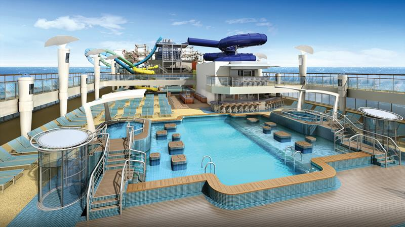 7 Stunning New Cruise Ships to Watch for in 2015-6b