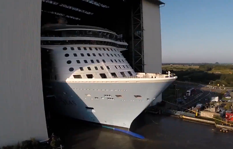 21 Pictures of the Upcoming Royal Caribbean Ship Anthem of the Seas-1