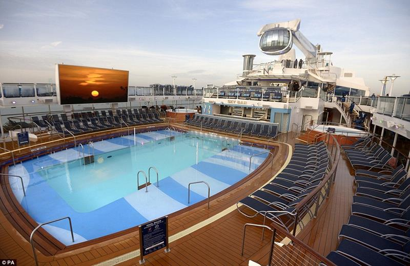 21 Pictures of the Upcoming Royal Caribbean Ship Anthem of the Seas-5