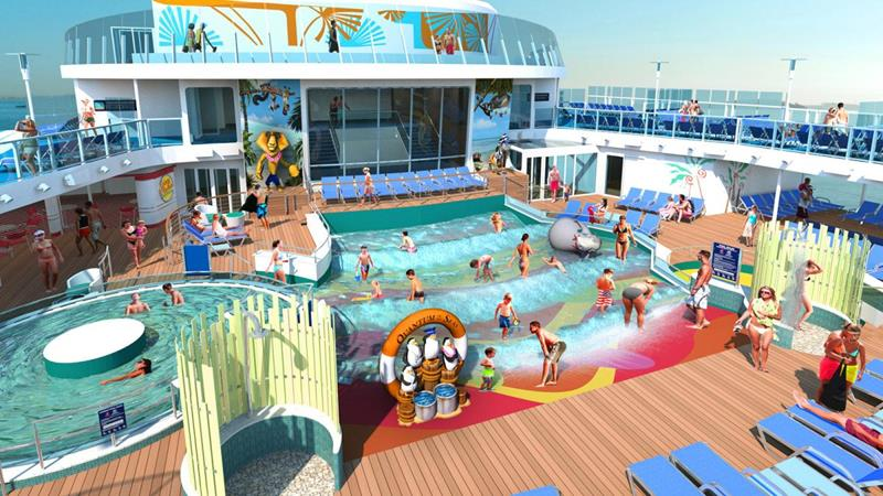 21 Pictures of the Upcoming Royal Caribbean Ship Anthem of the Seas-7