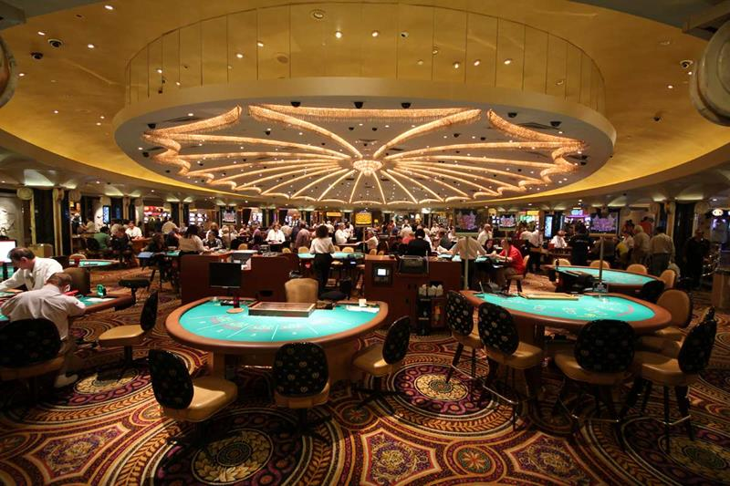 28 Stunning Photos from Caesars Palace in Las Vegas-2