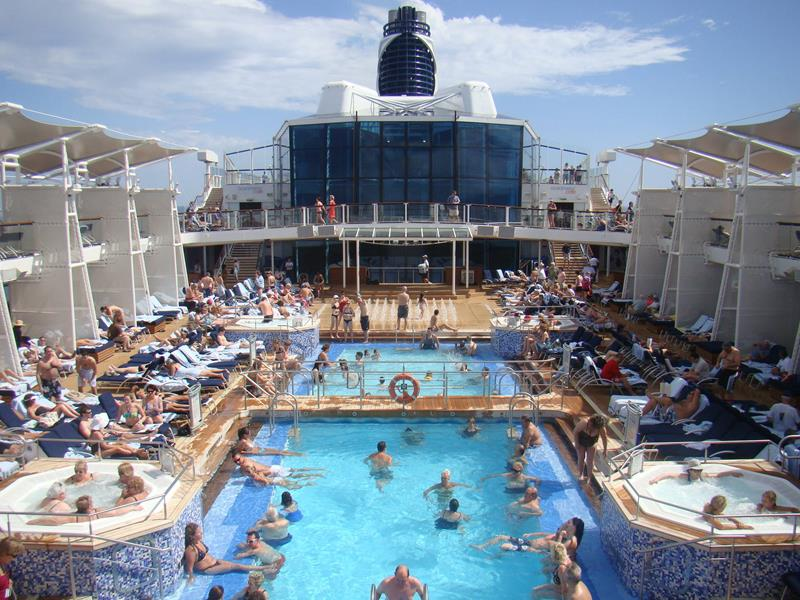 30 Pictures of the Amazing Celebrity Eclipse Cruise Ship-4