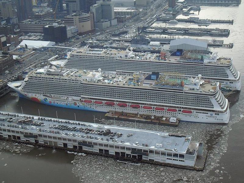 30 Stunning Photos From the New Norwegian Breakaway-2