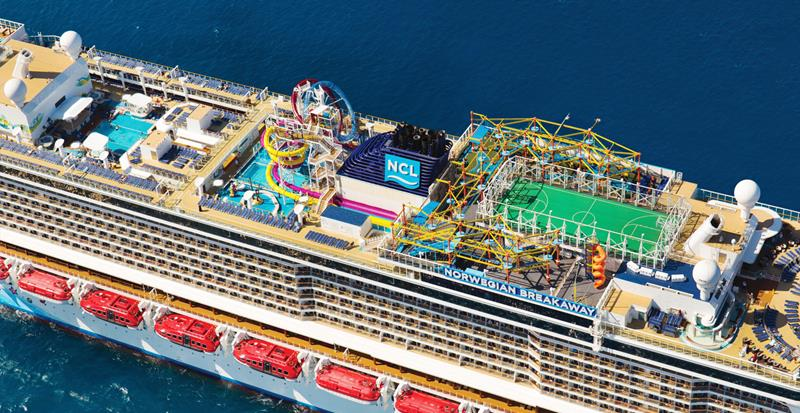 30 Stunning Photos From the New Norwegian Breakaway-4