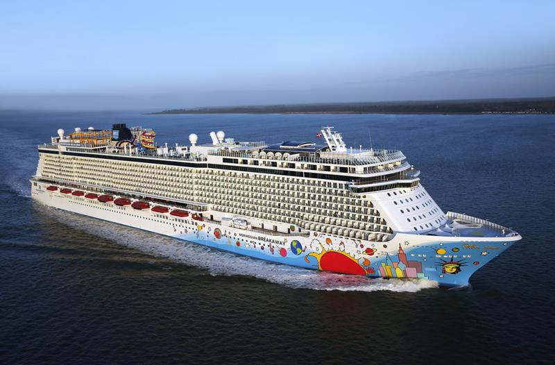 30 Stunning Photos From the New Norwegian Breakaway-title