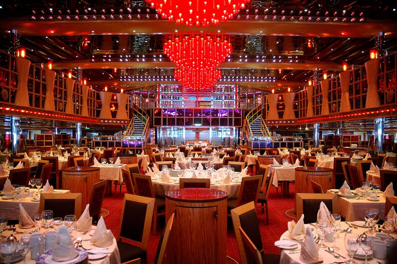 30 Stunning Pictures from the Carnival Dream-13