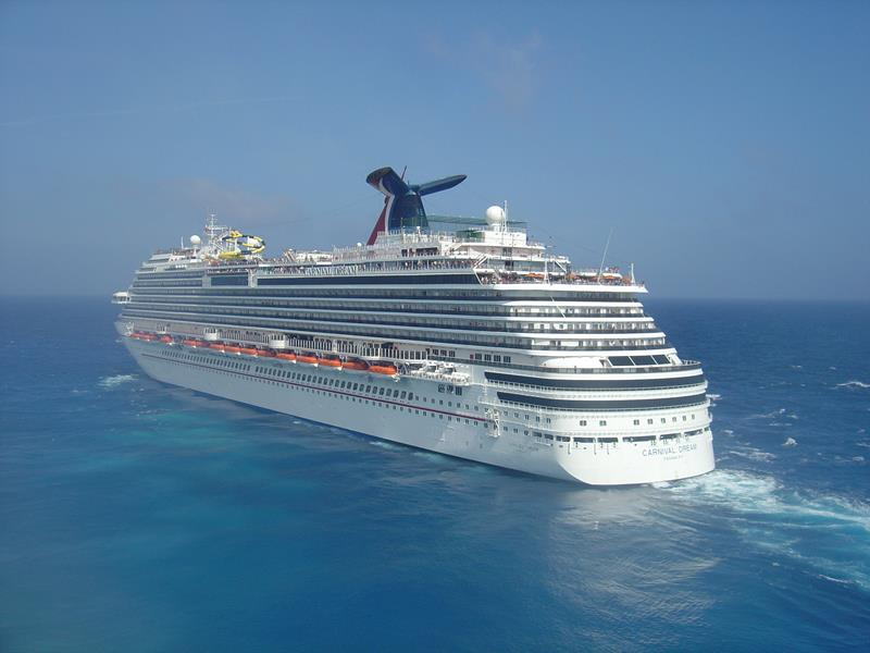 30 Stunning Pictures from the Carnival Dream-30