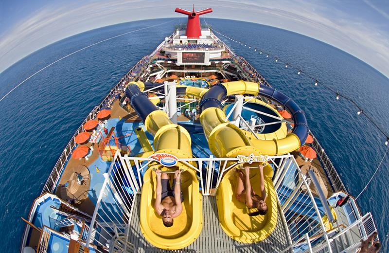 30 Stunning Pictures from the Carnival Dream-7