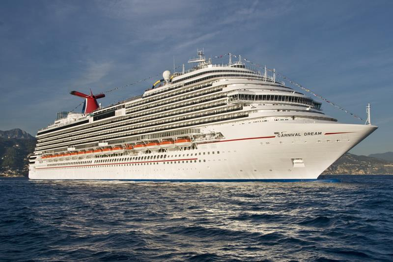 30 Stunning Pictures from the Carnival Dream-title