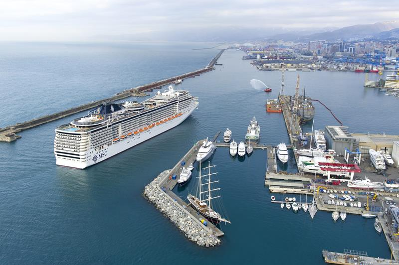 33 Stunning Photos from MSC Cruises Newest and Biggest Ship-2